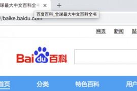 《百度搜索网页标题规范》发布,网站seo标题这样写才对