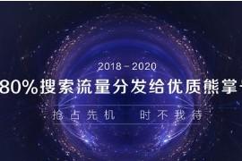 """""""熊掌号+官网""""——百度SEO布局杀手锏"""