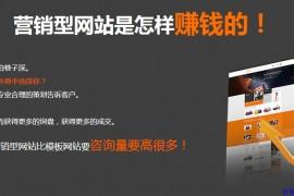西安营销型网站建设排名第一,我是认真又专业的!
